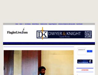 flaglerlive.com screenshot