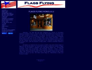 flagsflying.com screenshot