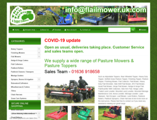 flailmower.uk.com screenshot