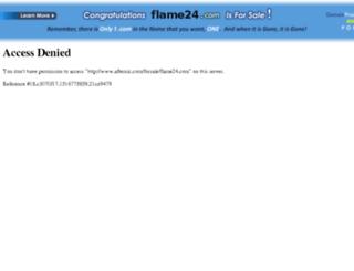 flame24.com screenshot