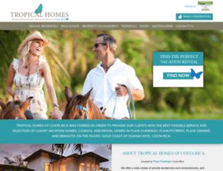 flamingobeach.com screenshot