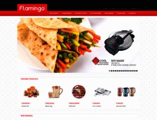 flamingochefware.com screenshot