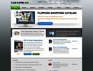 flash-flipping-book.com screenshot