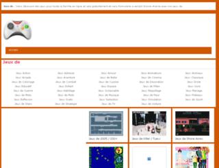 flash-jeux.biz screenshot