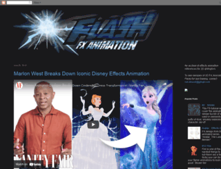 flashfx.blogspot.com screenshot