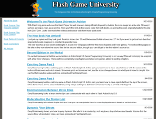 flashgameu.com screenshot
