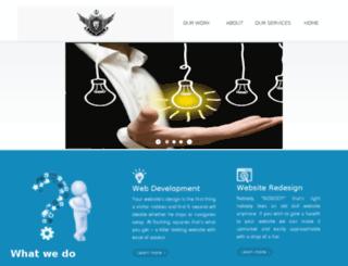 flashingsquares.com screenshot