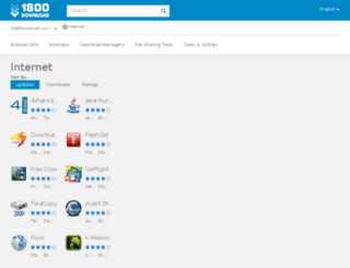flashplayer.1800download.com screenshot