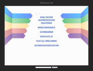 flashsat.net screenshot