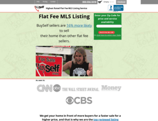 flatfeemlslisting.com screenshot