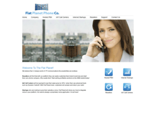 flatplanetphone.com screenshot
