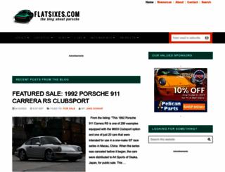 flatsixes.com screenshot