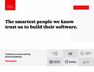 flatstack.com screenshot