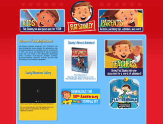 flatstanleybooks.com screenshot