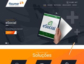 flaumar.com.br screenshot