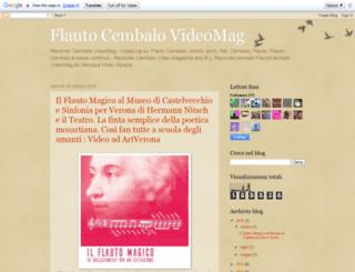 flautocembalo.blogspot.it screenshot