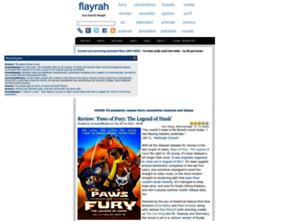 flayrah.com screenshot