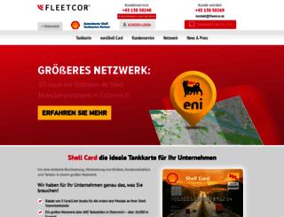 fleetcor.at screenshot