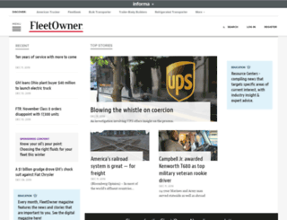 fleetowner.com screenshot
