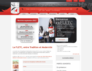 fletc.fr screenshot