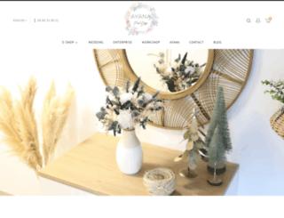 fleursmariage.com screenshot