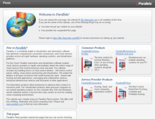 flex.flepstudio.org screenshot
