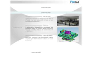flexcad.com.br screenshot