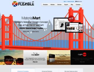 flexiblewebdesign.com screenshot