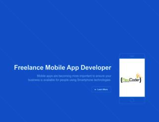 flexicoder.com screenshot
