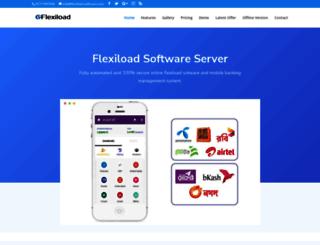 flexiload-software.com screenshot