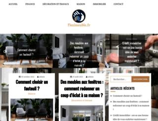 fleximeuble.fr screenshot