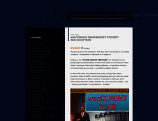 flexkomfraud.wordpress.com screenshot