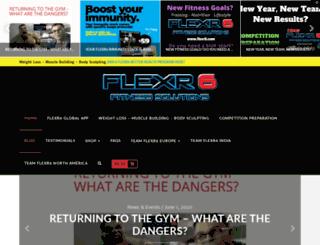 flexr6.com screenshot