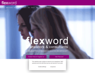flexword.de screenshot
