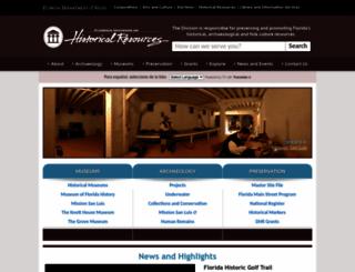 flheritage.com screenshot