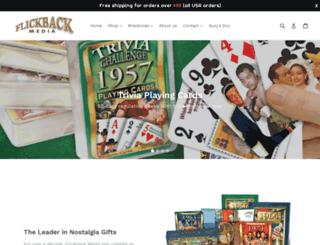 flickback.com screenshot