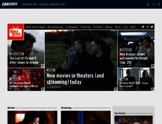 flicksided.com screenshot