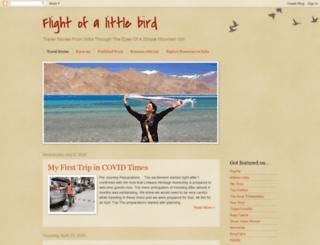 flight-of-a-little-bird.com screenshot