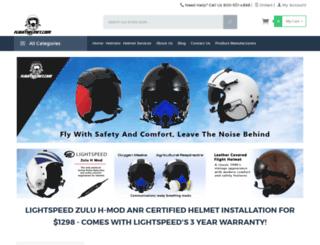 flighthelmet.com screenshot