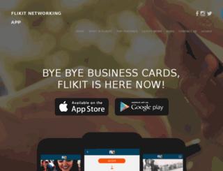 fliksomething.com screenshot