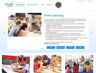 flinklearning.com screenshot