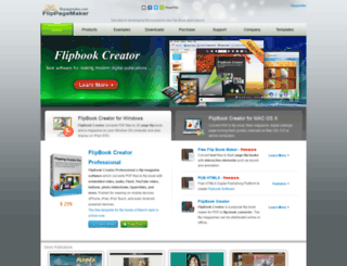 flippagemaker.com screenshot