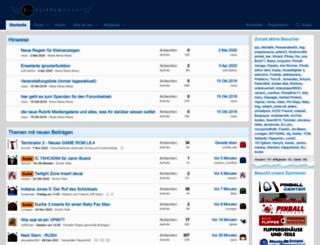 flippermarkt.de screenshot