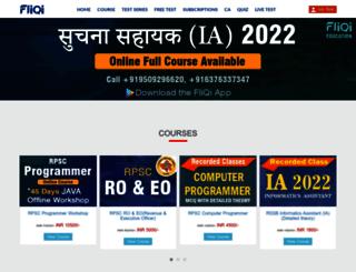 fliqi.com screenshot