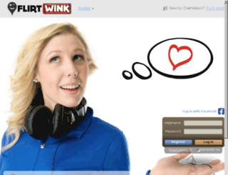 flirtwink.com screenshot