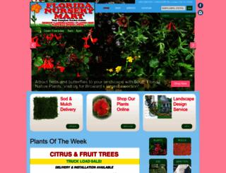 flnurserymart.com screenshot
