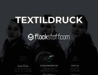 flockstoff.com screenshot