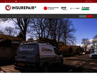 flooddamagerepairs.co.uk screenshot