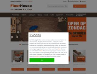 floorhouse.be screenshot