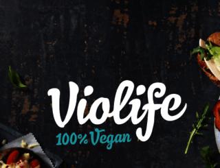 flora.com screenshot